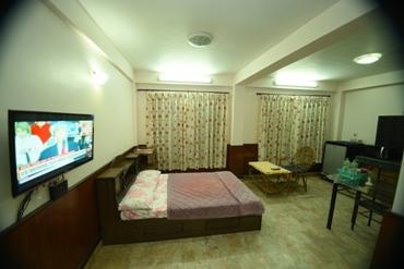Single Room | Top floor