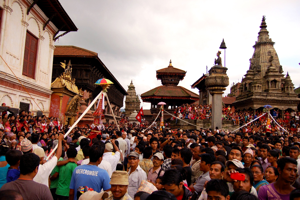 Gai Jatra and Matya Festival (August)