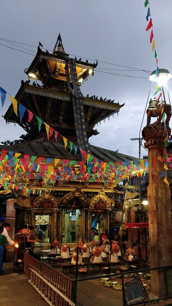 Purnachandi Temple