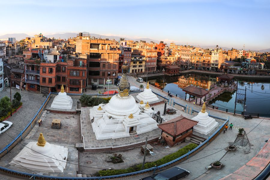 Home stay with Newari Family in Patan